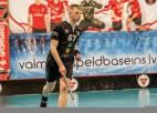 Video: Talsiniekiem vēl viena uzvara - panākums Valmierā