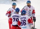 Čehija pārbaudes spēļu maratonu atklāj ar graujošu uzvaru pār Austriju