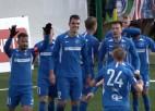 """Video: RFS iesit trīs vārtus un turpina uzvaru sēriju pret """"Riga"""""""