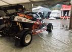 ''RallyX Nordic'' 4.posmā Baldiņam vēlreiz fināls, Nitišs aizcīnās līdz pusfinālam