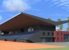 Pārbūvētajā Daliņa stadionā augustā atgriezīsies Prezidenta balva vieglatlētikā