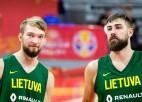 Lietuvas sarakstā Tokijas kvalifikācijai iekļauti trīs NBA spēlētāji