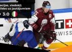 Video: Hokeja pēcgarša: spēles apskats ar Alpu Hokeja līgu iepazinušo Gati Spruktu