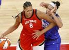 WNBA trenerim piespriež diskvalifikāciju pēc komentāra par spēlētājas svaru