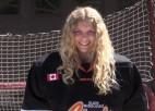Ontārio Hokeja līgas draftā pirmoreiz vēsturē izvēlas meiteni