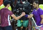 Nadals un Džokovičs tiksies ar Itālijas jaunajiem talantiem