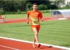 Par Latvijas čempioniem 20 km soļošanā kļūst Saulgriezis un Ignate