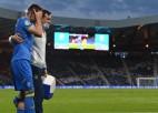 Ukrainim Besedinam pēc zviedra izklupiena turnīrs galā – paredz 3-6 mēnešu atlabšanu