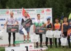 Upītim pirmais un Grosbergai piektais tituls Latvijas čempionātā garajā distancē