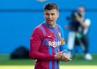 """""""Barcelona"""" pierunā Pikē pieņemt mazāku algu, lai varētu pieteikt jaunos spēlētājus"""