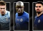 UEFA gada futbolista balvas finālisti – trīs Anglijas Premjerlīgas pussargi