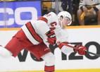 Svečņikovam un Kuturjē astoņu gadu līgumi ar saviem NHL klubiem