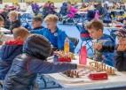 Latvijas zēnu un meiteņu šahā seši jauni čempioni