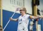 Somijas sieviešu florbola izlase triumfē Četrās nācijās Šveicē