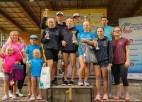 Siguldas sporta skolas jaunieši izcīnījuši uzvaras un godalgotas vietas skrituļslalomā Čehijā