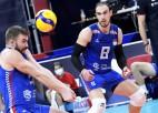Serbi piecos setos pieveic sīksto Turciju, Nīderlande atspēlējas pret Portugāli