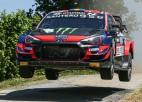 2019.gada Latvijas rallija čempions nākamgad WRC turpinās pārstāvēt ''Hyundai'' rūpnīcas komandu