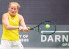 Vismane un Ozerova zaudē ITF turnīru otrās kārtas mačos