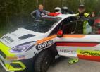 Andris Mālnieks Igaunijas Viru rallijā būs stūrmanis bijušās WRC zvaigznes talantīgajam dēlam