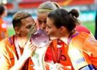 UEFA dubulto Eiropas sieviešu čempionāta balvu fondu