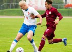 U17 izlase Eiropas čempionāta atlases ciklu sāk ar minimālu zaudējumu čehiem