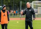 """Pučinsks: ''Galvenais uzdevums - parādīt kvalitatīvu futbolu"""""""