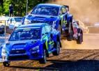 """""""Subaru"""" pilotiem dubultuzvara """"Nitro RX"""" posmā un 10 tūkstošu USD sods"""