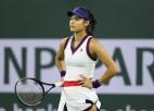 """Radukanu pirmajā mačā kopš """"US Open"""" triumfa zaudē 100. vietā esošajai Sasnovičai"""