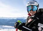 Pasaules čempione kalnu slēpošanā atgriežas pēc traumas sadziedēšanas