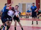 Ar spēli Baltkrievijā ZRHK Tenax Dobele uzsāks dalību EHF Eiropas kausa izcīņā