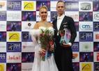 Divi Latvijas senioru pāri sasniedz ceturtdaļfinālu pasaules čempionātā Standartdejās