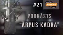 """#21 """"Ārpus Kadra"""": Žigajevs par Virslīgu, labākajām čempionu svinībām, NBA"""