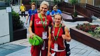 Olimpiskās atlases starta rītā bokserei Millerei paziņoja par pozitīvu Covid-19 testu