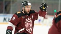 Voris, Jeļisejevs un Bukarts iekļūst KHL mēneša labākajos momentos