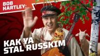 KHL čempionvienība Hārtliju promoutē krieviskās noskaņās