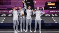 Skaidrojam: vai Latvijā 3x3 olimpiskajiem čempioniem ir pienācīgi sekotāji?