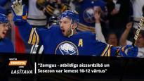 "Girgensons starp līderiem, bet ""Sabres"" atkal sagaida gara sezona"
