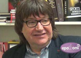 Video: Jānis Lūsēns intervijā par valodu, prezidentiem un PIEDERĪBU