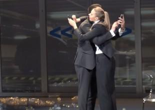Video: GANDRĪZLAIME Rīgas Krievu teātrī. Izrādes fragmenti
