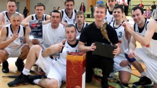 16. aprīlī izšķirošās cīņas par banku basketbola čempionu titulu