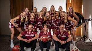"""Basketbols atgriežas Daugavas sporta namā: U18 meitenes sāks """"FIBA Challenger"""" turnīru"""