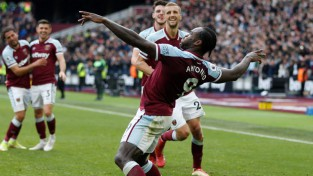 "Antonio apbēdina Keinu un ""Tottenham""; ""Leicester"" pārspēj ""Brentford"""