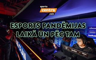 """Šovakar """"Sporta tarkšķī"""": kopā ar BESL rīkotājiem par esportu pasaulē un Latvijā"""