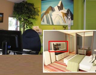 Kā pareizi izmantot iņ un jaņ enerģijas guļamistabā un ofisā