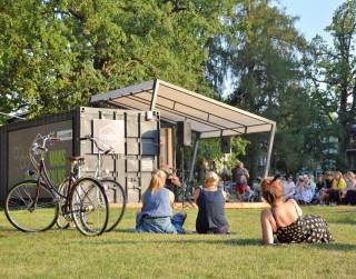 Šovasar daudzveidīgi pasākumi risināsies Rīgas mobilajās kultūrtelpās