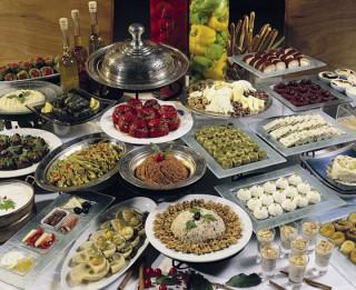 Turcijas virtuve un tās vēsture. 2.daļa