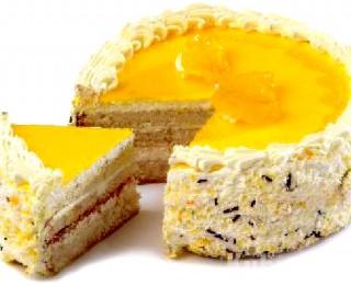 Banānu un valriekstu kūka