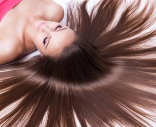 Matu augšanu stimulējoša dabīga matu maska