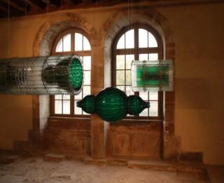 Māksliniece Marta Ģibiete pārstāv Latviju  6. Starptautiskā stikla mākslas biennālē Strasbūrā