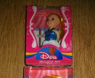 PTAC brīdina par nedrošu rotaļlietu –  plastmasas lelli Beautiful doll